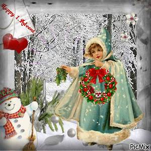 Happy 1 Advent : happy 1 advent picmix ~ Haus.voiturepedia.club Haus und Dekorationen
