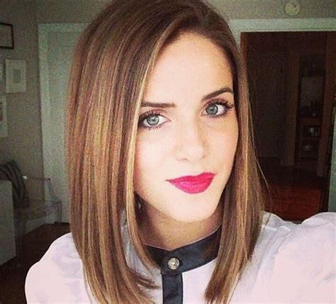 One Length Hairstyles by 26 Gorgeous Hairstyles And Haircuts For Thin Hair