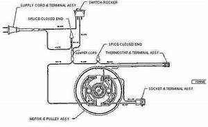 Eureka 4870 Motor Assembly