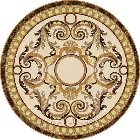 floor tile medallions stone medallions collection wall and floor tile philadelphia by czar floors