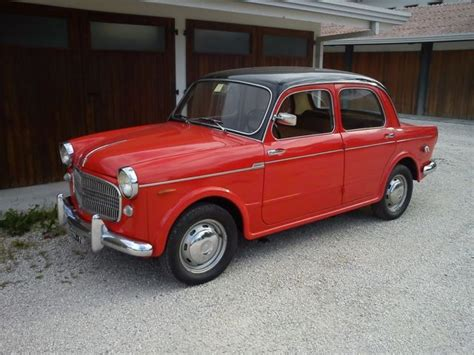 Fiat 1100 For Sale by Fiat 1100 103 D 1960 For Sale Photos Technical