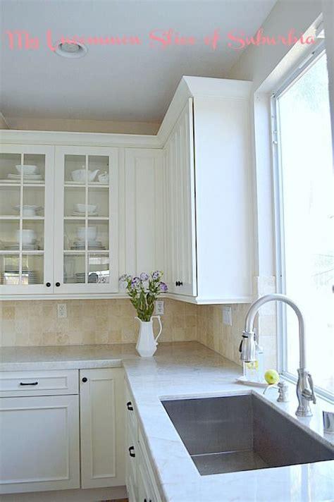 kitchen updates including farmhouse sink  faucet