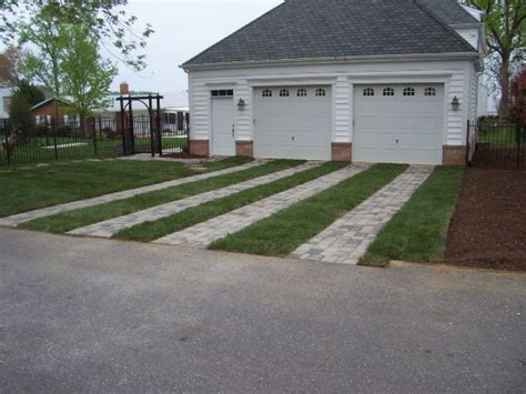The Water Gardens by Driveway Paver Strips Ciminelli S Landscape Services Inc