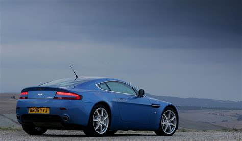 aston martin vantage coupe  running costs parkers