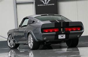 Top 5 Most Wanted Hollywood Muscle Cars  Must See