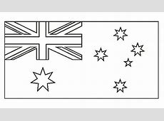 Printable National Flags To Color Coloring Pages Part 4