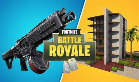 fortnite  patch notes drum shotgun downtime news