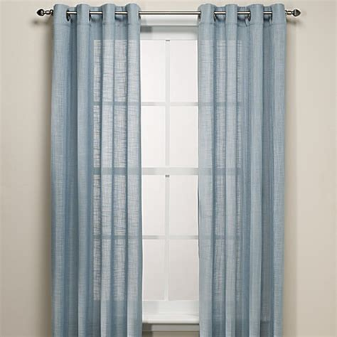 Smith Curtains Drapes - buy b smith origami grommet 84 inch window curtain panel