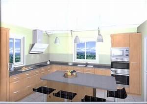 quelle couleur aux murs pour notre cuisine With quelle couleur pour cuisine