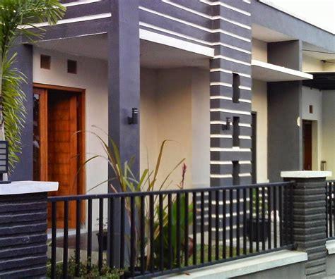 model desain teras rumah  minimalis terbaru