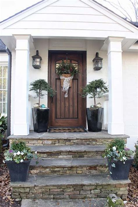 the house entrance door steps indian style 32 bold and beautiful colored front doors