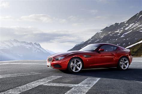 zagato bmw bmw reveals stunning zagato coupe at villa d este autoblog