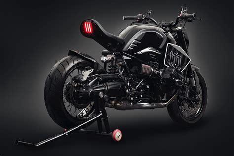 Mandrill Garage Dark Fighter Bmw R Ninet