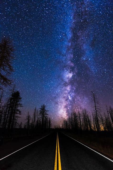 Highway Heaven Milky Way The Road Bryce