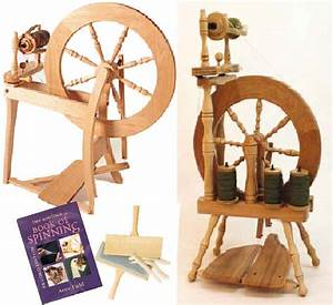 Ashford Traditional Spinning Wheel Owners Manual  Full