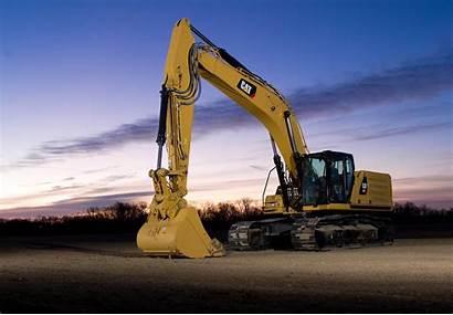 Excavators Cat Caterpillar Generation Ton Machine Excavator