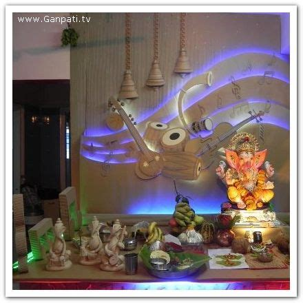 decoration  theme ganapati deco ganapati