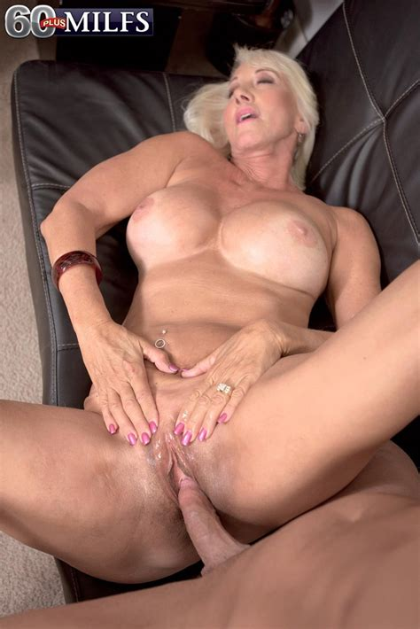 Blonde Milf Madison Milstar Blows And Fucks A Dick 1 Of 1
