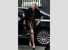Theresa May's fashion faux pas BT