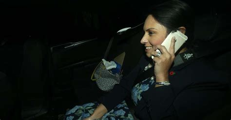 Priti Patel resigns amid scandal over meetings with ...