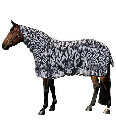 zebra fly rug rugs horse combo ws kramer accessories