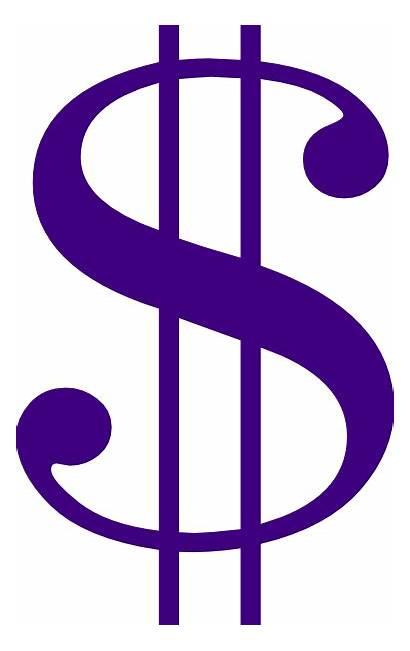 Dollar Sign Clip Clipart Vector Clker Royalty