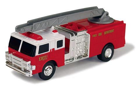 ertl toys fire truck