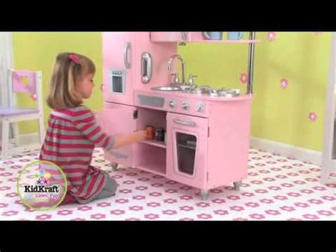 kidkraft cuisine vintage cuisine vintage jouets en bois kidkraft sur