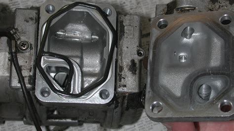 ac compressor seal ih8mud