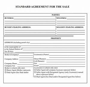 Sales agreement template word sales contract template word how to create your own sales contract accmission Image collections
