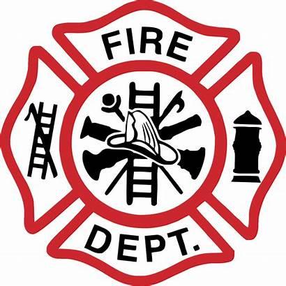 Fire Dept Vector Logos Department Dep Emblems