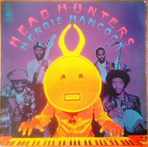 herbie hancock head hunters vinyl lp album stereo