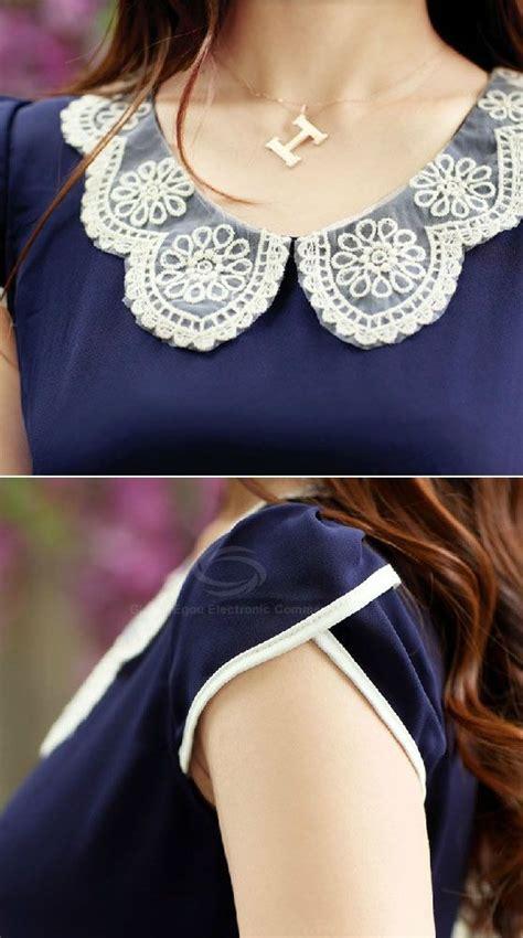 lace collar blouse best 20 lace collar ideas on crochet lace