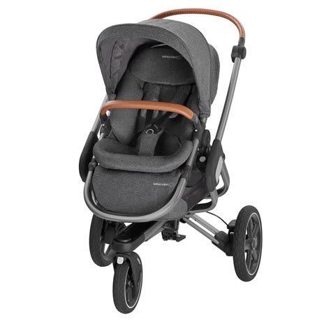 bebe confort 3 roues sparkling grey de b 233 b 233 confort poussettes