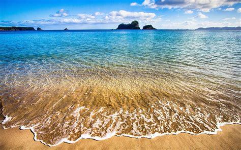 8k uhd tv 16:9 ultra high definition 2160p 1440p 1080p 900p 720p ; Обои на рабочий стол море солнце пляж | Widescreen (2560x1600)