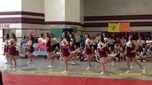Cimarron-Memorial High School Dance Team 2013-14 Pep Rally ...