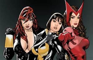 The, 5, Best, Female, Superheroes
