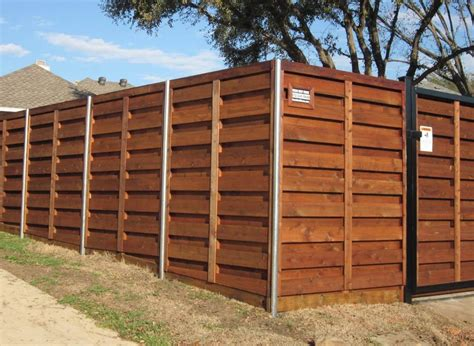 Wood Fence Installations  Texas Best Fence 9722450640