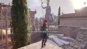 Assassin's Creed Odyssey The Blind King: where to find the ...