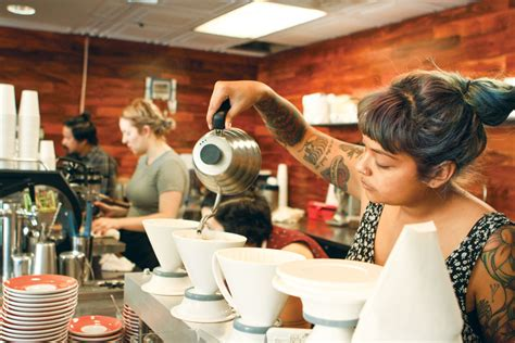 Take a look at our coffee menu right here. Chromatic Coffee Company - Fresh Cup Magazine
