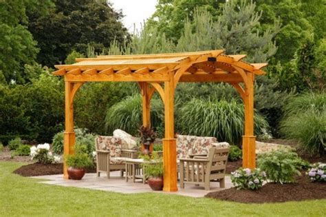 Garden Pergola Designs To Meet Your Needs  Pergola Gazebos