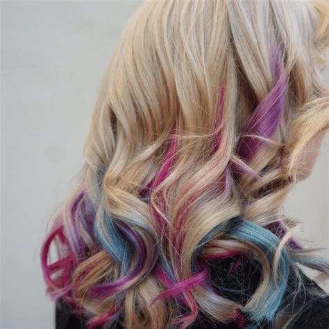 hair color unicorn frappuccino inspired health food