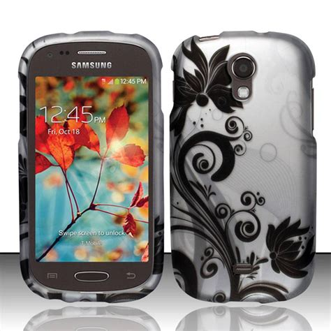 for samsung galaxy light sgh t399 rubberized snap phone cover ebay