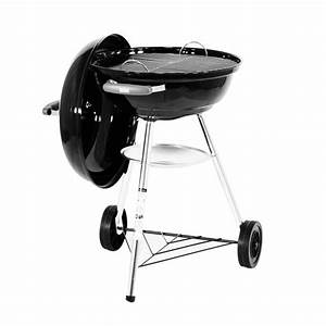 Barbecue Weber 57 Cm : weber compact kettle 57 cm barbecue black por euros ~ Dode.kayakingforconservation.com Idées de Décoration
