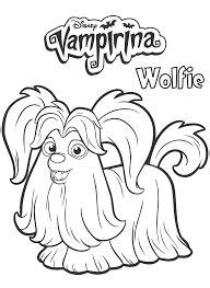 image result  vampirina coloring page vamperina