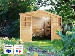 Chalet Jardin Boutique : abri de jardin soleil en destockage ~ Melissatoandfro.com Idées de Décoration