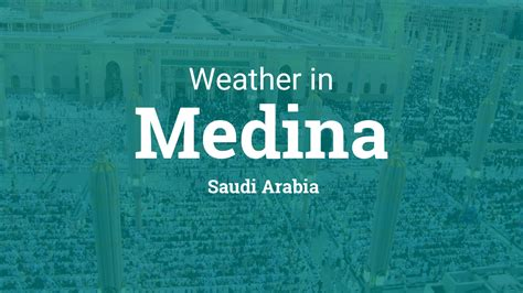 weather  medina saudi arabia