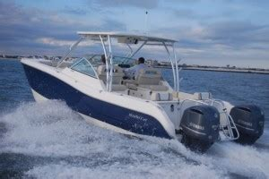 World Cat Boat Trader by New 2019 World Cat 320 Cc Grasonville Md 21638