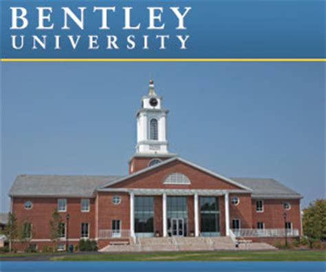 bentley college first blog