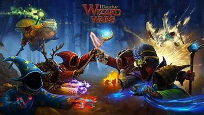 Wizard Magicka Wars Word Play Mmo Occasionally